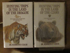 Hunting Trips in the Land of the Dragon - Czars 2 Book Set Safari Press