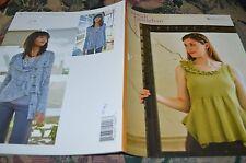 Berroco Norah Gaughan Knitting Patterns Booklet Vol 6