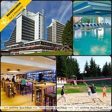 4 Tage 2P ÜHP 3★S TREFF Hotel Oberhof Thüringer Wald Kurzurlaub Wellness Urlaub