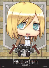 Attack on Titan SD Christa Fabric Poster (Wall Art) *NEW*