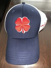 NEW w/o Tags Black Clover Live Lucky BC Style #70 Navy/White/Red Fitted L / XL