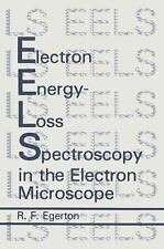 Electron Energy-Loss Spectroscopy in the Electron Microscope-ExLibrary