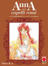 manga ANNA DAI CAPELLI ROSSI N. 1-2-3 + sequel 1-2 serie completa panini