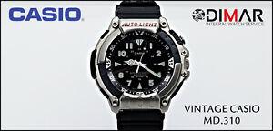 Vintage Casio Diver MD-310. QW.1389,WR.200m. Autolight,AÑO.1996