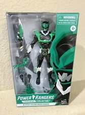 Power Rangers In Space PSYCHO GREEN RANGER Lightning Collection IN HAND Mint NEW