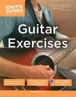 The Complete Idiot's Guide to Guitar Exercises by Hemme Luttjeboer...