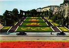 CPA GENOVA giardini di Piazza della vittoria la caravelle. ITALY (530219)