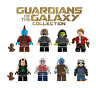 NEW MARVEL FIGURE GUARDIAN OF THE GALAXY 10PC MINIFIGURE SET USA SELLER FIT LEGO