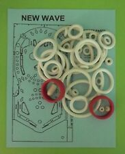 Bell Games New Wave pinball rubber ring kit