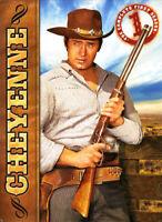 Cheyenne: The Complete First Season (Season 1) (5 Disc) DVD NEW
