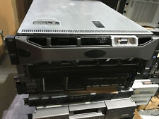 DELL PowerEdge R520 Rack Server 2X eight  Core XEON E5-2450L 48GB H710 Rails