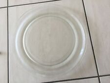 Used Sharp Microwave plate 35.5 cm wide and roller