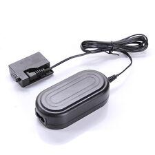 ACK-E5 AC Power Adapter for Canon EOS 450D 500D 1000D T1i XS XSi S80 S60 S50 S40