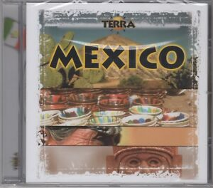 """MEXICO """"Golden Nightingale Orchestra"""" NEW & SEALED CD Posted From The UK"""
