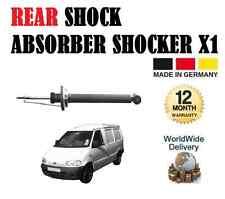 LDV Cub 2.3 D Box 98-01 Amortiguador Trasero Shocker X1