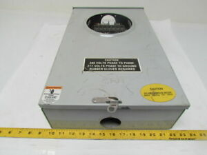 Electrical Meter Devices 602U3010C13-886 Socket 30Amp 3Ph 4-Wire 600V Type 3R