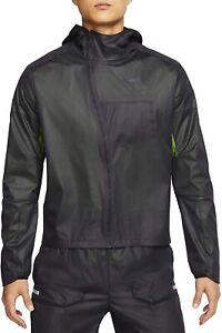 Nike Tech Pack RunningJacket CT2381-010 Men's Medium Black New with Tags