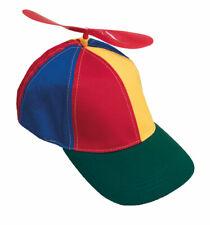 b0f179d954795c Karneval Klamotten KostümHut Propeller Clown Zubehör Fasching Karneval