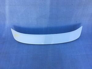 2009-2016 Nissan 370Z Coupe rear trunk spoiler OEM