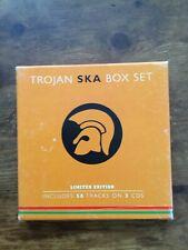 Trojan Box Set Ska Volume One Paragons Skatalites Rulers Lee Perry Reggae