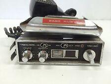 réaliste trc-421 40 canaux citoyens BANDE récepteur W/ orig. Microphone W2