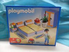 Retired Playmobil 4284 Master Bedroom from 2009 Suburban House for girl 4-10 yrs