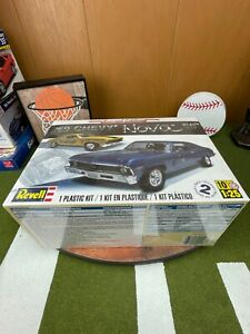 REVELL 1/25 '69 CHEVY NOVA SS SPECIAL EDITION #2098 FACTORY SEALED 2008