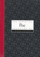 The Essential Poe The Essential Poets Selected by Dave Smith in Very Good Cond!