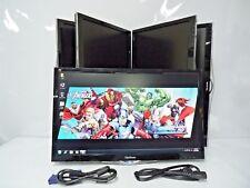 LOT OF 5 ViewSonic VX2452MH 1920 x 1080 LED Baklight LCD Monitor VGA/DVI/HDMI ;)