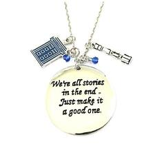 Dr. Who Fashion Novelty Pendant Necklace TV Movie Series