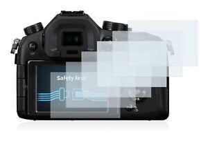 Panasonic Lumix DMC-FZ1000,  6 x Transparent ULTRA Clear Camera Screen Protector