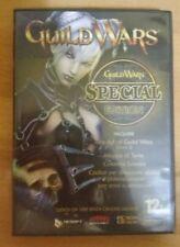 PC DVD ROM - GUILD WARS SPECIAL EDITION - 2 CD, PERFETTO PARI AL NUOVO (AT)