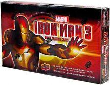 Iron Man 3 Movie Trading Card Box