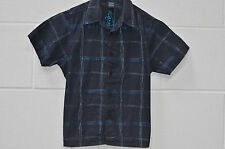 Next Boys' Cotton Blend Collared Short Sleeve Sleeve T-Shirts & Tops (2-16 Years)