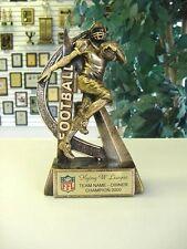 Fantasy Football Individual Resin Award Trophy With Ffl Logo! M*Rf2710 Free Text
