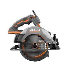 "Ridgid R8654B - 18-Volt Cordless OCTANE Cordless Brushless 7-1/4"" Circular Saw"