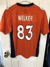 Wes Welker Denver Broncos Nike Youth Jersey Size Large