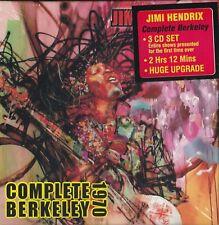 JIMI HENDRIX - Complete Berkeley 1970 ( 3Cd box set / Ltd edition 1000 / Sealed)