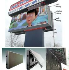 LED programmable electronic sign/billboard for store front, Pitch 16 mm  5'x9'