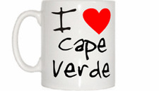 I Love Heart Cape Verde Mug