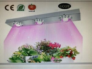 Cob Grow Light 600W Plant Light Full Spectrum Indoor Plants Stronger hydroponic