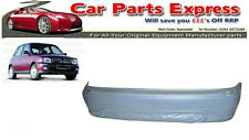 PAINTED REAR BUMPER FOR NISSAN MICRA 2000 - 2002  NEW PAINTED ANY COLOUR