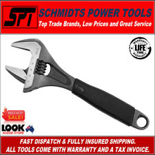 "BAHCO 9033 ADJUSTABLE WRENCH 270mm 10"" ERGO WIDE JAW SHIFTER SPANNER - BRAND NEW"