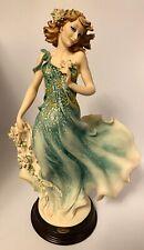 Guiseppe Armani ~ Enchanting Spring Figurine ~Signed ~1695C ~ 2002 ~ Stunning!