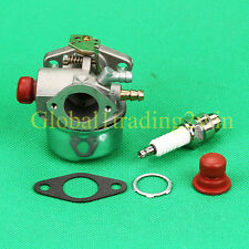 Carburetor Fit Tecumseh 640025 640025C OHH55 OHH60 OHH65 5HP-6.5HP Engine