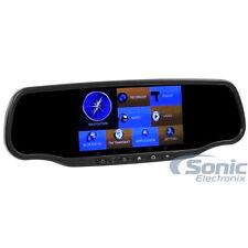 App-Tronics SmartNav 5 A Rearview Mirror/Monitor w/Android OS/GPS/Radar Detector