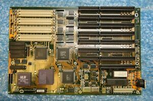 AMD PD386 REV. 1.2 Motherboard / System Board with Processors