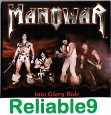 Manowar - Into glory ride Limited CD Digipak Picture disc - 1983 Made in Germany