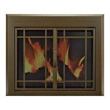 Rustic/Primitive Fireplace Screens & Doors | eBay