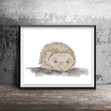 Hedgehog Hedge Hog Counted Cross Stitch Pattern